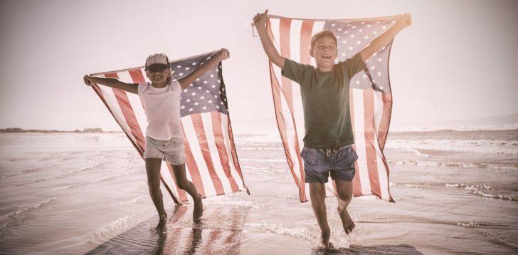 norsk matte i USA