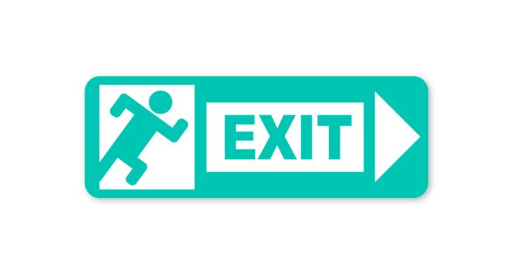 Exit strategi